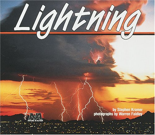 Lightning (Nature in Action) (9780876146590) by Kramer, Stephen P.