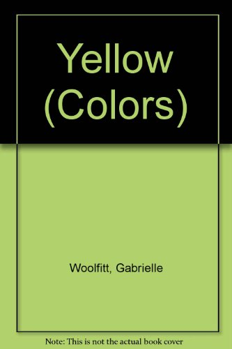 9780876147078: Yellow (Colors)
