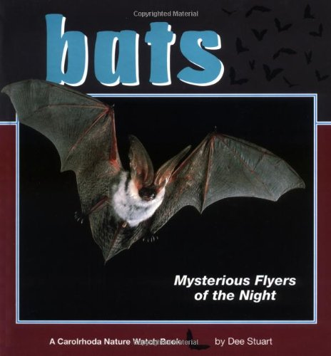 9780876148143: Bats: Mysterious Flyers of the Night (Nature Watch (Lerner))