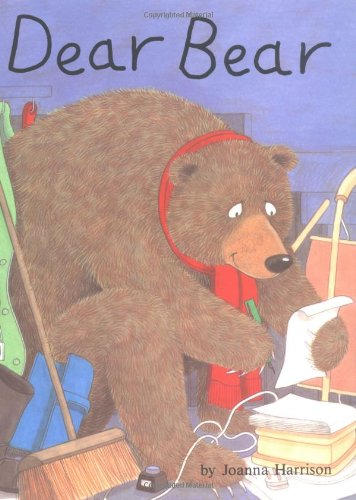 9780876148396: Dear Bear (Carolrhoda Picture Books)