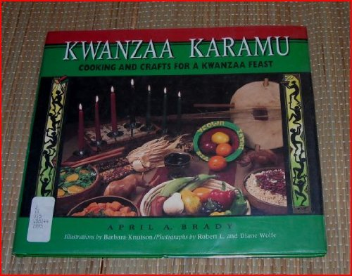 9780876148426: Kwanzaa Karamu: Cooking and Crafts for a Kwanzaa Feast