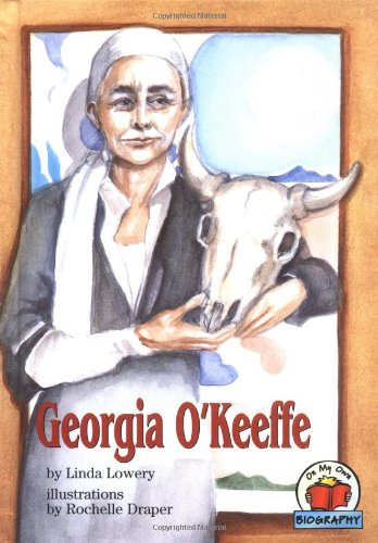 9780876148600: Georgia O'Keeffe (On My Own Biographies)