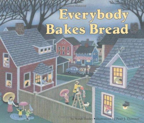 9780876148648: Everybody Bakes Bread (Carolrhoda Picture Books)