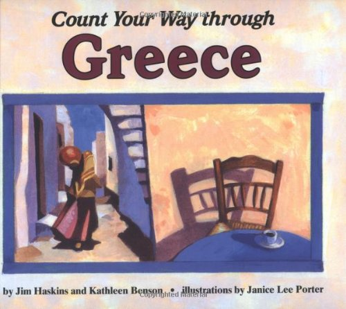 9780876148754: Count Your Way Through Greece