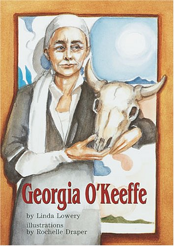 9780876148983: Georgia O'Keeffe (On My Own Biographies)