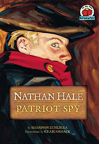9780876149058: Nathan Hale: Patriot Spy (On My Own Biography)