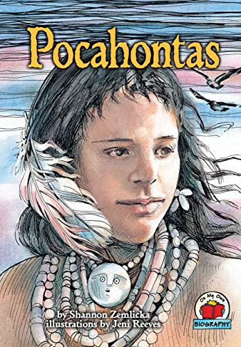 9780876149065: Pocahontas (On My Own Biography)