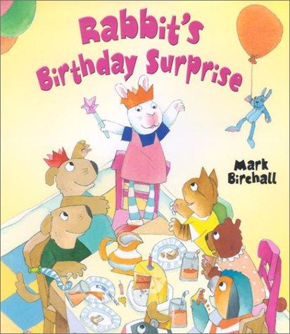 9780876149102: Rabbit's Birthday Surprise (Carolrhoda Picture Books)