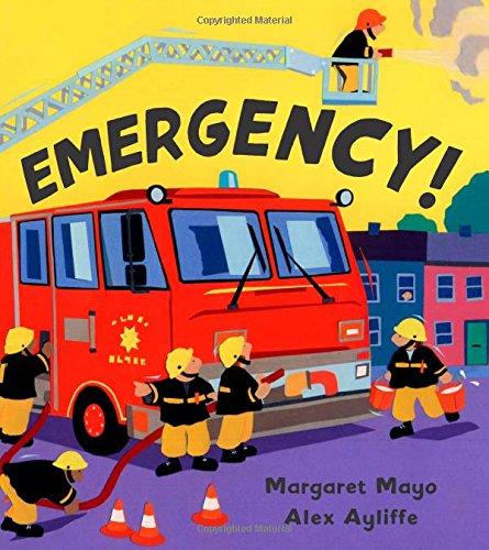 Emergency! (Carolrhoda Picture Books): Margaret Mayo