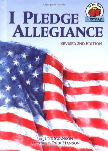 9780876149256: I Pledge Allegiance (On My Own History)