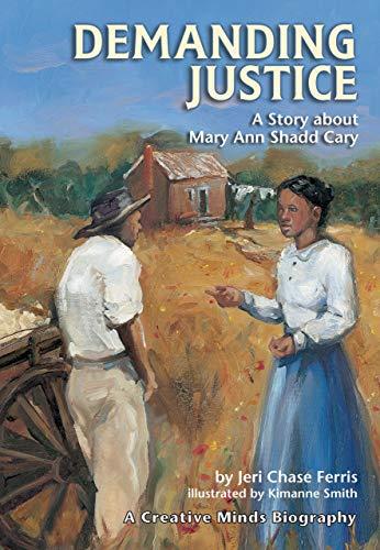 9780876149287: Demanding Justice (Creative Minds Biography)