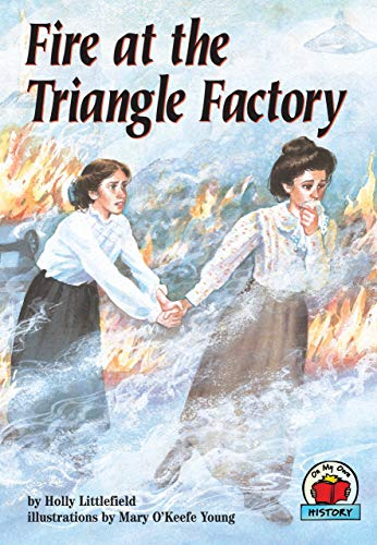 9780876149706: Fire at the Triangle Factory (Carolrhoda on My Own Book.)