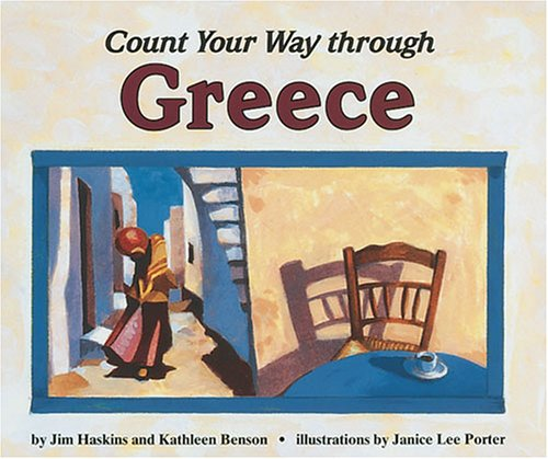 9780876149737: Count Your Way Through Greece