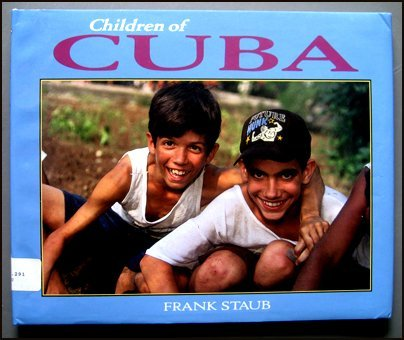Children of Cuba (World's Children) 9780876149898 Presents the history and customs of Cuba while following a variety of children in their daily activities.