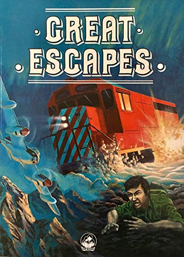 The CHP Book of Great Escapes.: Shrive, Norman.