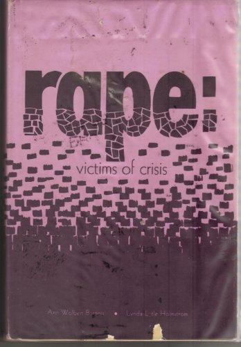 9780876180297: Rape: Victims of Crisis