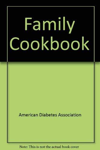 9780876198919: Family Cookbook