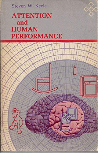 9780876200421: Attention and human performance