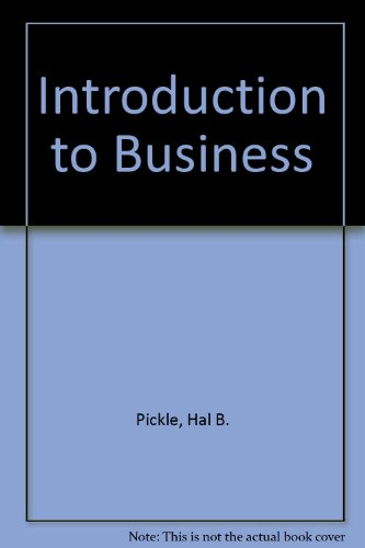 9780876204917: Introduction to Business