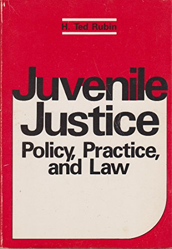 9780876205020: Juvenile justice: Policy, practice, and law