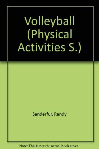9780876209424: Volleyball (Physical Activities)