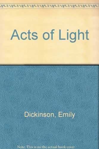 9780876264409: Acts of Light
