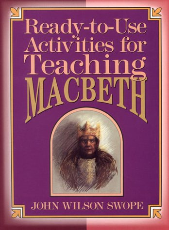 9780876281154: Ready-To-Use Activities for Teaching Macbeth