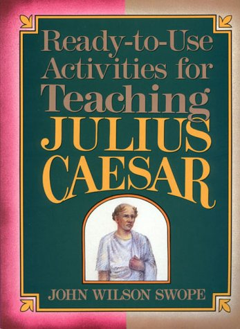 9780876281178: Ready-To-Use Activities for Teaching Julius Caesar (Shakespeare Teacher's Activity Library)