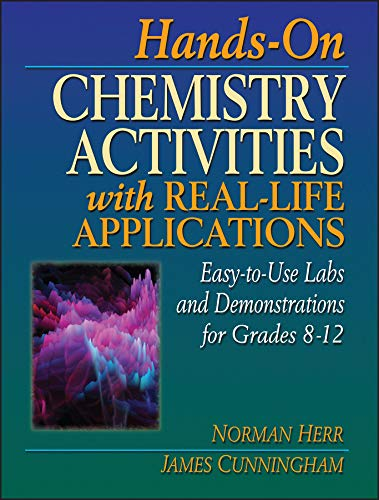 9780876282625: Hands-On Chemistry Activities with Real-Life Applications: Easy-to-Use Labs and Demonstrations for Grades 8-12