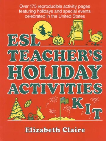 9780876283059: ESL Teacher's Holiday Activities Kit
