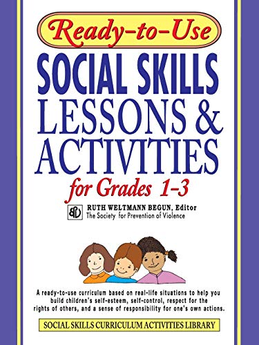 9780876284735: Ready-to-Use Social Skills Lessons & Activities for Grades 1-3