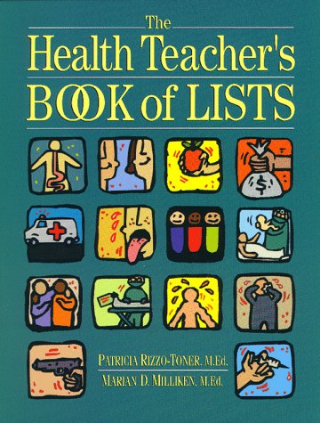 9780876284766: The Health Teacher's Book of Lists (J-B Ed: Book of Lists)