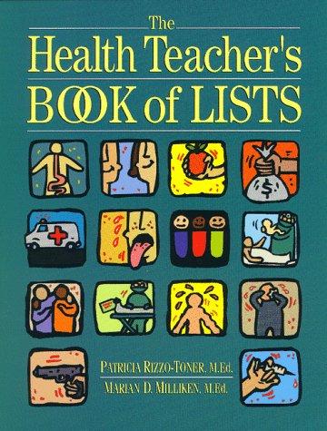 9780876284766: The Health Teacher's Book of Lists