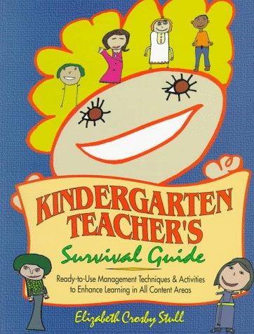 9780876284957: Kindergarten Teacher's Survival Guide