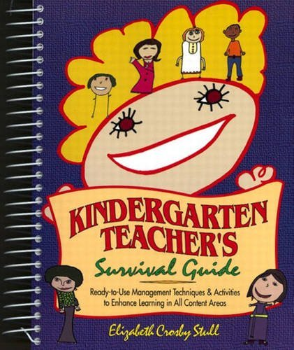 9780876284995: Kindergarten Teacher's Survival Guide