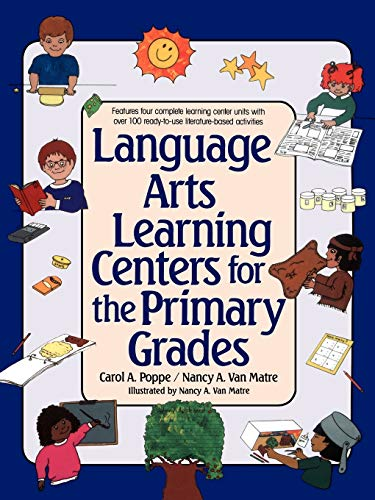 9780876285053: Language Arts Learning Centers for the Primary Grades