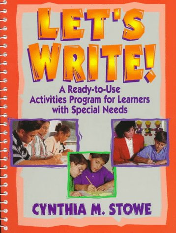 9780876285213: Let's Write!: A Ready-to-Use Activities Program for Learners with Special Needs