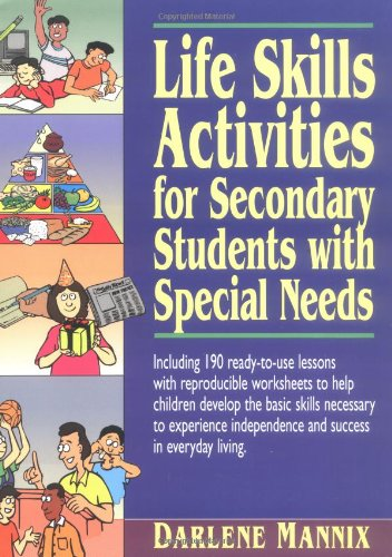9780876285411: Life Skills Activities for Secondary Students with Special Needs