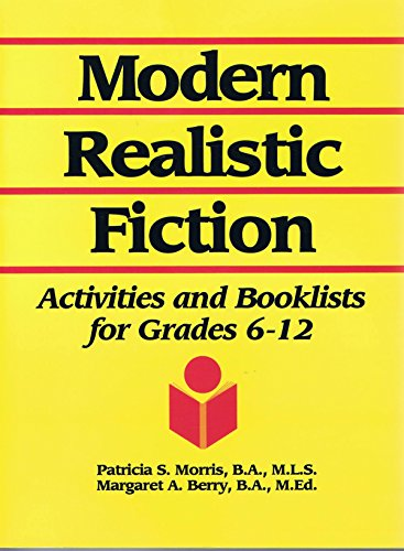 9780876285855: Modern Realistic Fiction: Activities and Booklists for Grades 6-12 (Young Adult Reading Activities Library) (Vol 1)