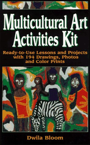 9780876285879: Multicultural Art Activities Kit