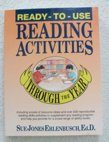 9780876287934: Ready-To-Use Reading Activities Through the Year