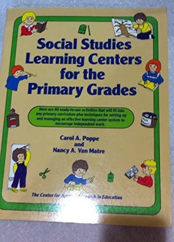 9780876287958: Social Studies Learning Centers for the Primary Grades