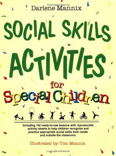 9780876288689: Social Skills Activities for Special Children