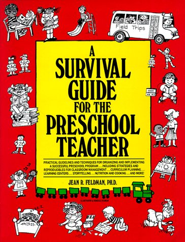 9780876288849: A Survival Guide for the Preschool Teacher