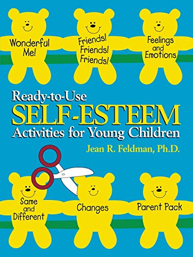 9780876288863: Ready-to-Use Self Esteem Activities for Young Children