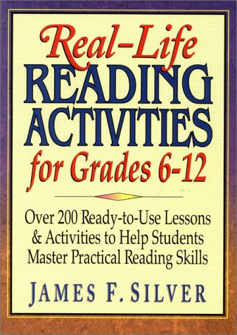 9780876289204: Real Life Reading Activities for Grades 6-12