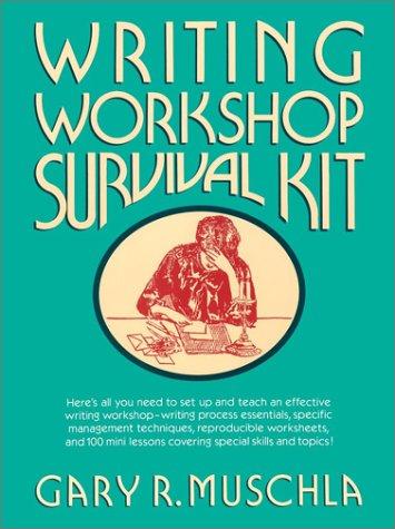 9780876289723: Writing Workshop Survival Kit (J-B Ed: Survival Guides)
