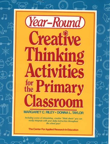 9780876289853: Year-Round Creative Thinking Activities for the Primary Classroom