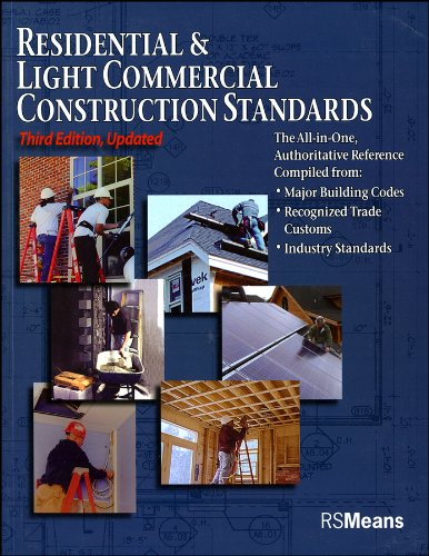 9780876290125: Residential and Light Commercial Construction Standards