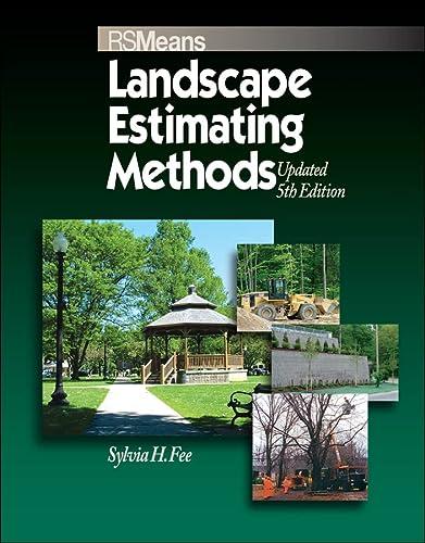 9780876290132: Means Landscape Estimating Methods